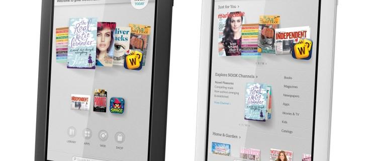 Nook HD vs Kindle Fire HD vs Nexus 7: full specs