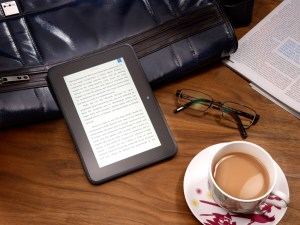 The Amazon Kindle Fire HD 7in