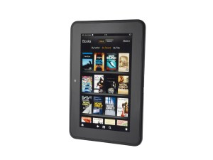 Amazon Kindle Fire HD 7in - front