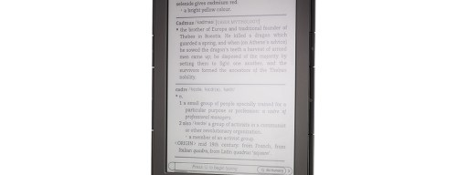 Amazon Kindle (fifth generation)