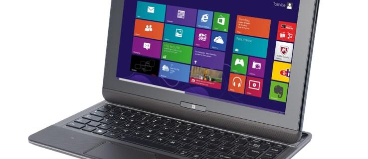 Toshiba Satellite U920t review