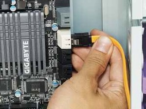 How to install a hard disk
