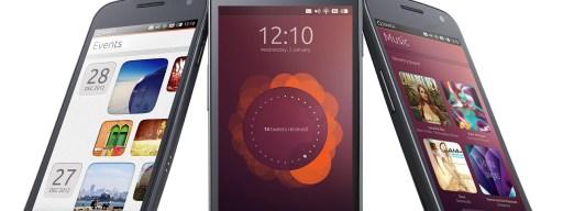 Ubuntu on phones