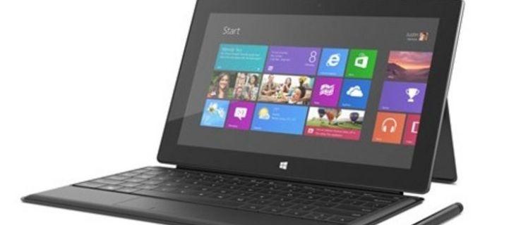 Microsoft Surface ahora disponible para compras masivas empresariales