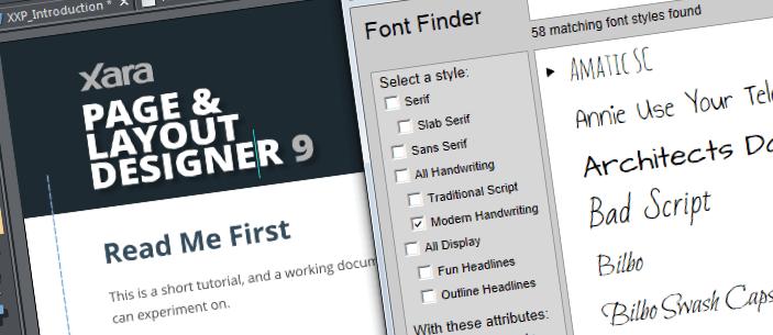 Xara Designer Pro X9 review