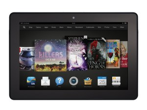 Amazon Kindle Fire HDX 8.9in