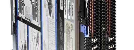 IBM server blade