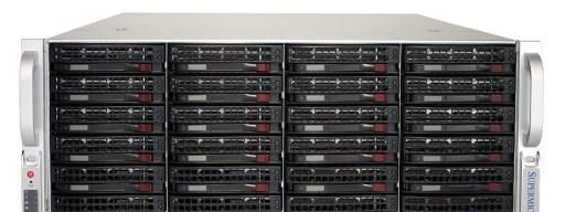 Broadberry Cyberstore 424S WSS2012 R2