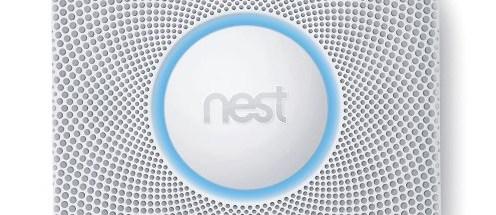 Nest smoke alarm