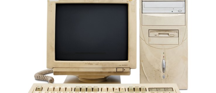 Your old PC may still have value to someone else