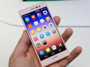 Huawei Ascend P7 review: first look