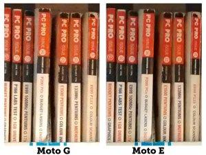 Motorola Moto E - camera samples