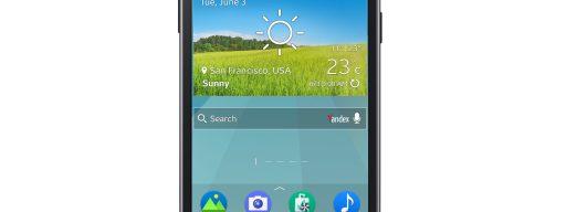 Samsung Z front black