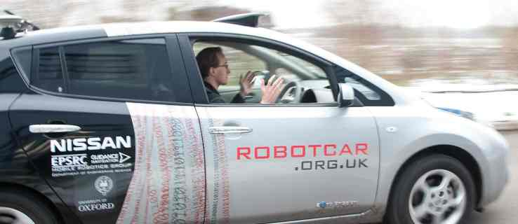 Self-driving cars will be on UK roads in six months