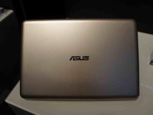 Asus EeeBook X205 review rear cover