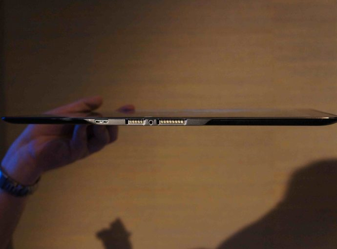 Lenovo Helix 2014 hands on review profile