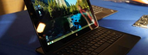 Lenovo Helix 2014 hands on review angle