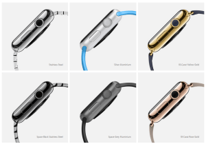 Apple Watch release date: design