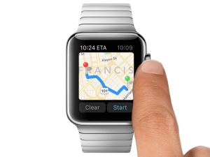 Apple Watch release date, uk price and features: maps
