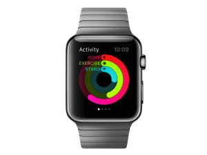 Is the Apple Watch water proof?