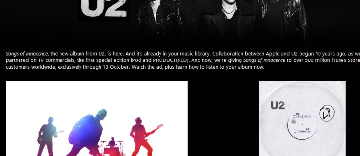 How to remove the U2 album from an iPhone: iTunes antivirus tool launched