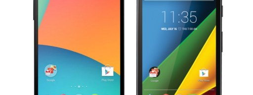 Nexus 5 vs 2014 Moto G: what's the best value for money Android smartphone?