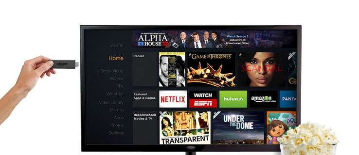How to set up your Amazon Fire TV Stick