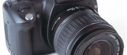 Canon EOS 350D review