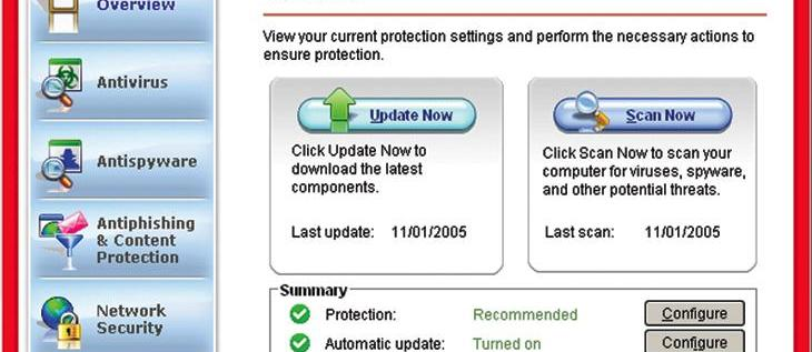 Trend Micro PC-cillin 14 Internet Security review