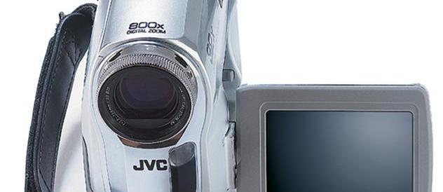 JVC GR-D390 review