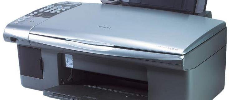 Epson Stylus DX7000F review