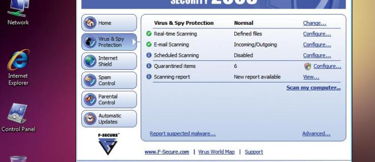F-Secure Internet Security 2008 review