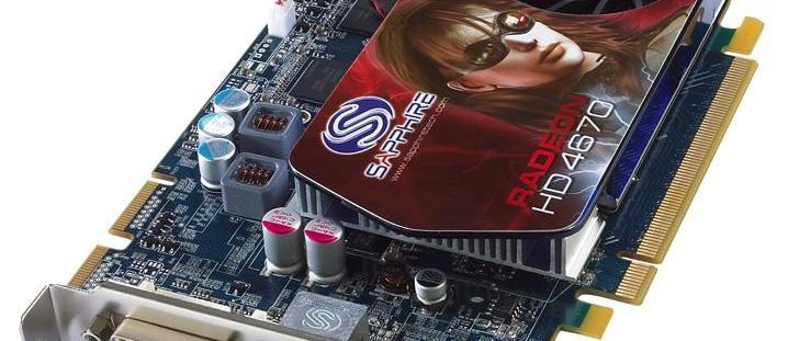 ATI Radeon HD 4670 review