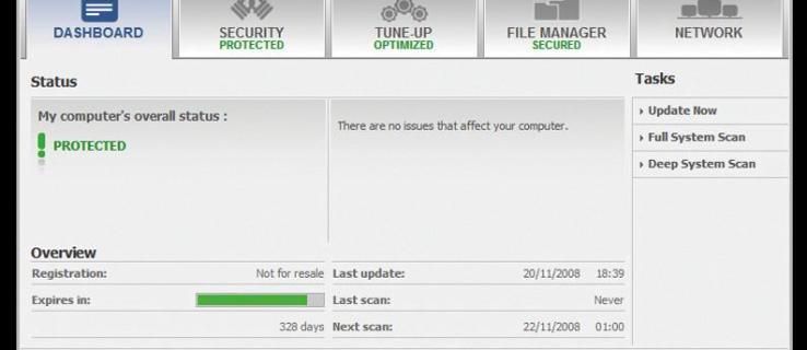 BitDefender Total Security 2009 review