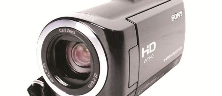 Sony HDR-CX105E review