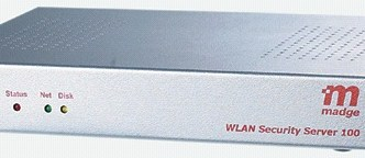 Revisión de Madge Wireless Enterprise Access Server 100