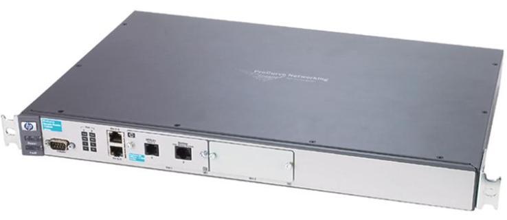 HP ProCurve Secure Router 7102dl review