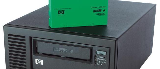 HP StorageWorks Ultrium 1840 review