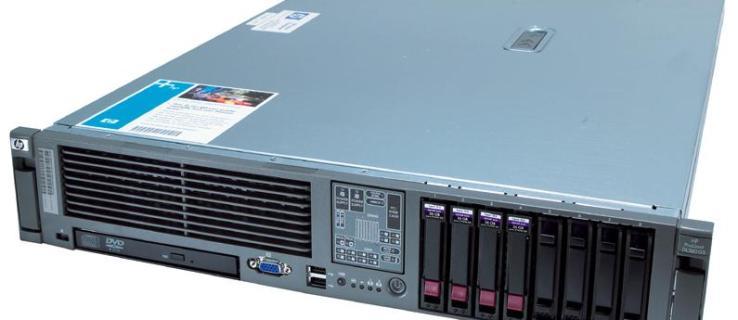 HP ProLiant DL380 G5 review