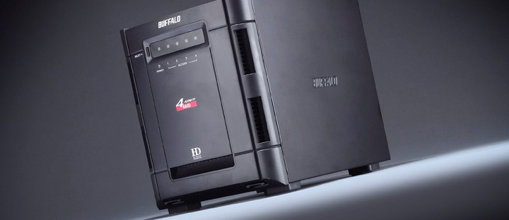 Buffalo DriveStation Quattro TurboUSB review