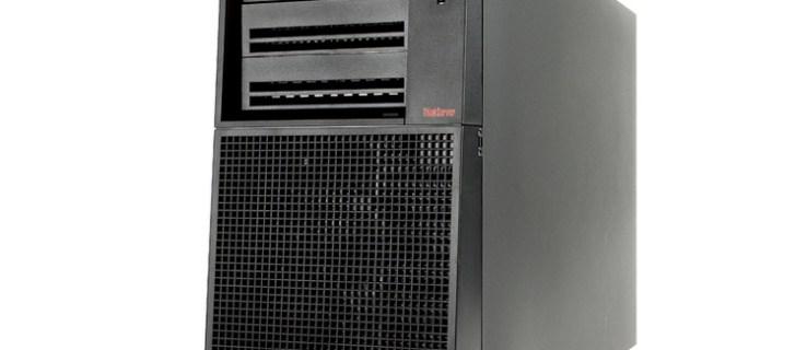 Lenovo ThinkServer TD100x review