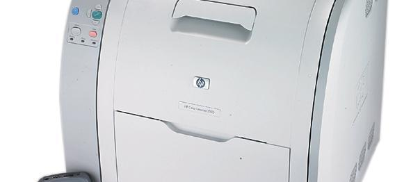 HP Colour LaserJet 3550n review
