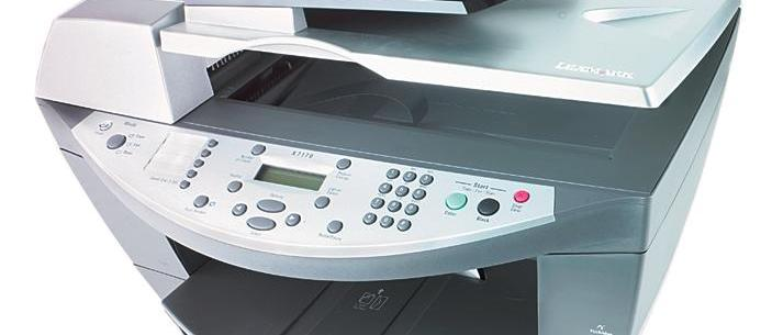 Lexmark X7170 review