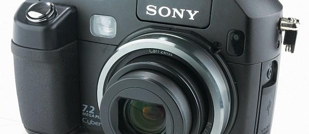 Sony Cyber-shot DSC-V3 review