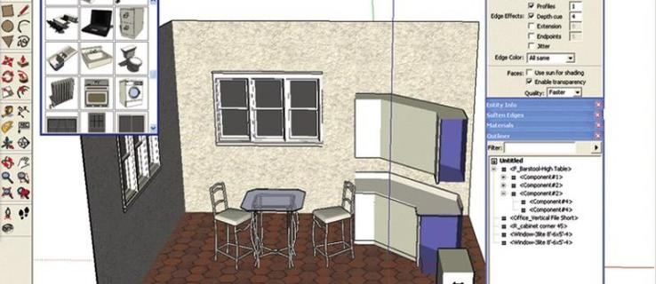 @Last Software SketchUp 5 review