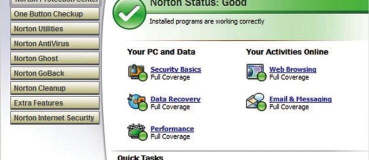 Symantec Norton SystemWorks 2006 review