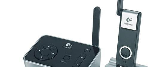 Logitech Wireless Music System for PC review