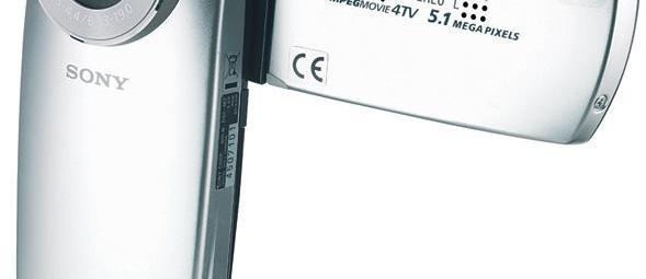 Sony Cyber-shot DSC-M2 review