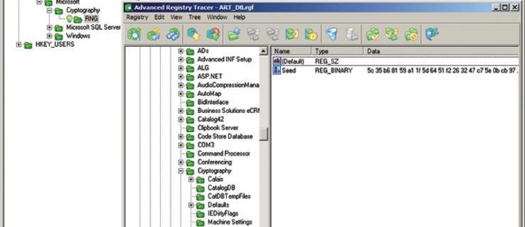 windows Registry: Advanced Registry Tracer 2. review