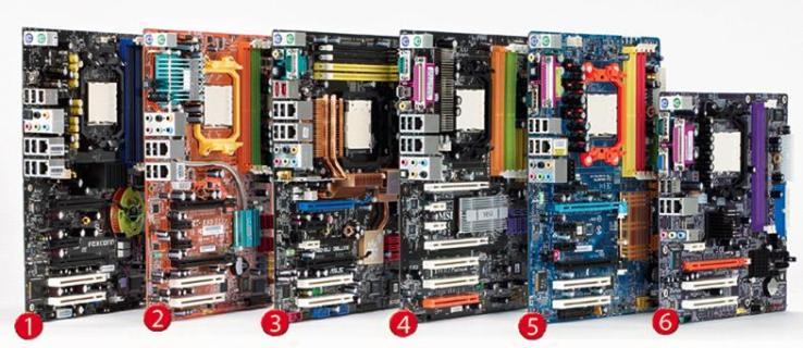 Socket AM2 motherboards:Gigabyte GA-M57SLI-S4 review